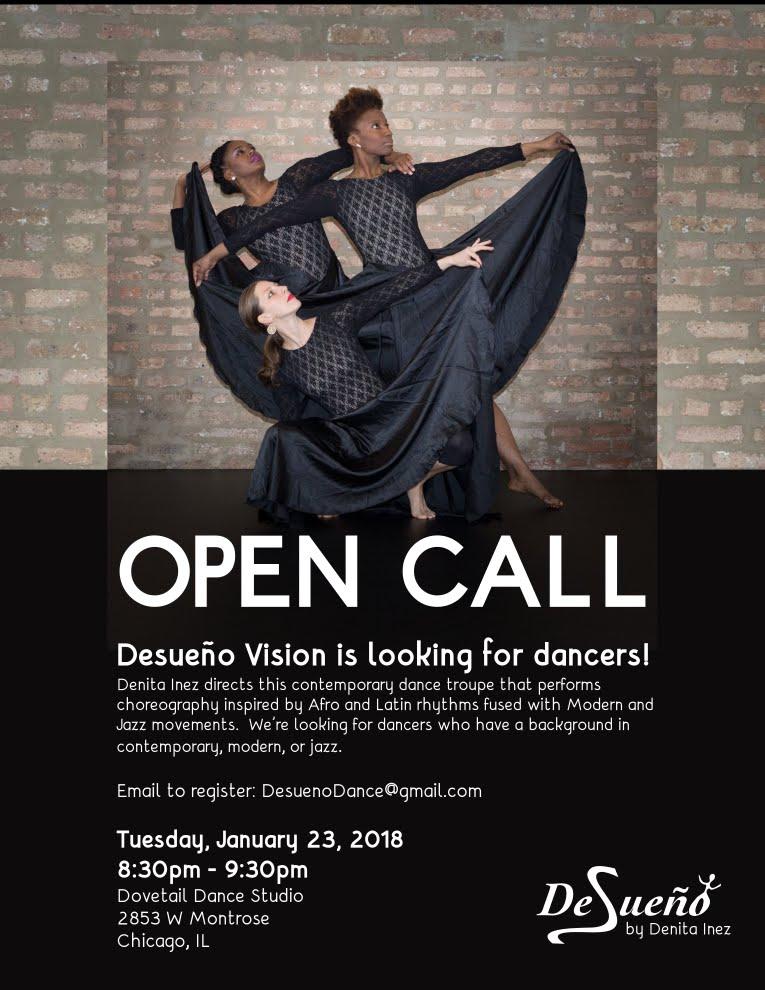 Desueño Vision Open Call